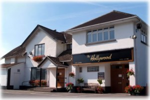 Function room hire The Hollywood