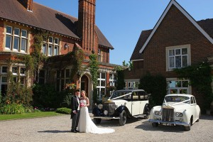 Wedding reception hire Bride & Groom Pontlands Park