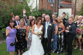 Wedding DJ Essex Perfect Day