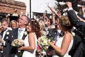 Wedding DJ Essex Confetti