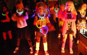 Glowsticks-parties