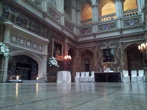 Wedding-Reception-Hiclere-Castle