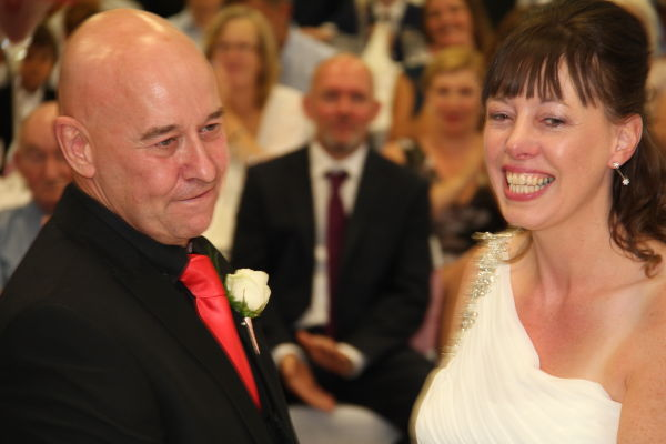 Runnymede wedding