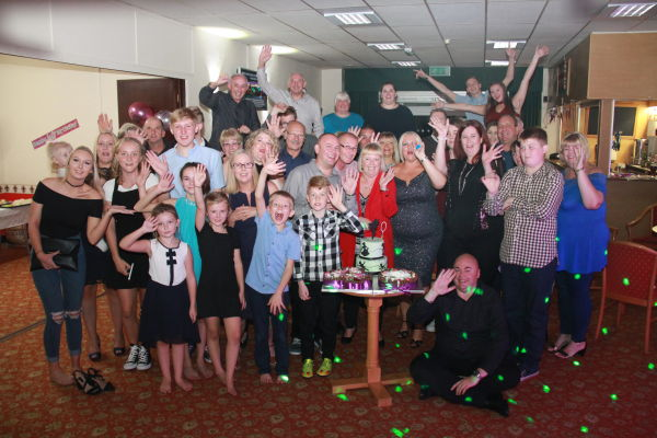 Basildon Sports Club Birthday
