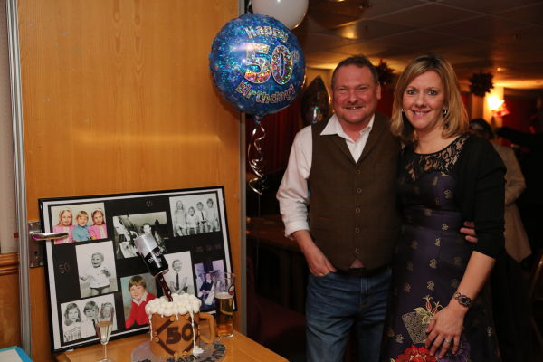 Paul Edwards 50th